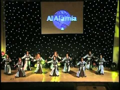 Arabian Dance Theatre presents Moroccan Dance - YouTube