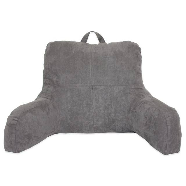 product image for Faux Suede Backrest