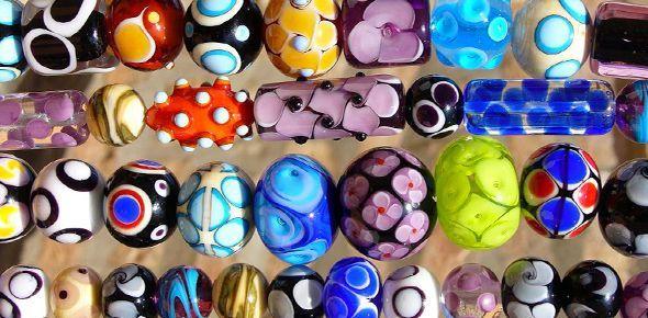 Le perle di vetro