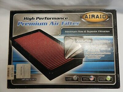 Sponsored Ebay Air Filter Airaid 851 324 Replacement Panel 2005 2007 Ford F150 V10 Air Filter Air Intake Filter Filters