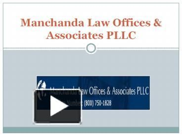 Manchanda Law is one of the best options when you are looking for the Best Criminal Defense Attorney or Criminal Defense Lawyer in your vicinity. Manchanda Law PLLC is a law firm which you can blindly trust in times of legal needs.
