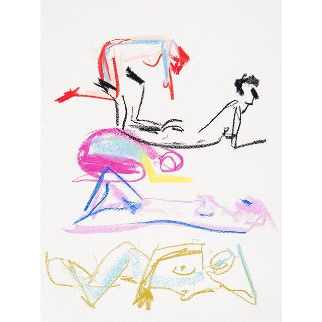 The colours of the body, by Marxal #lifedrawing #figuredrawing #gesturedrawing #teckning #kroki #croquis #figurestudy #creative #konst #sketch #drawing #beauty #visualarts #drawingoftheday #contemporaryart #finearts #painting #art #artwork #dibujo #dibuix #draw