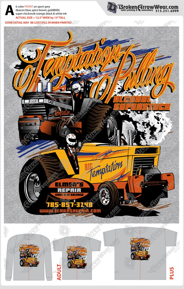 Custom Pulling Tractor T Shirts : Best images about tractor pulling on pinterest keep