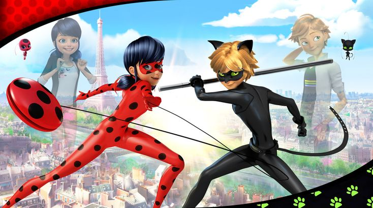 Nickelodeon Schedules Miraculous Tales of Ladybug & Cat Noir in December - News - Anime News Network