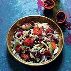 Venkelsalade met bloedsinaasappel - recept - okoko recepten