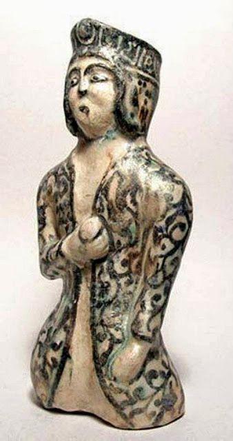 Female Seljuk Ceramic