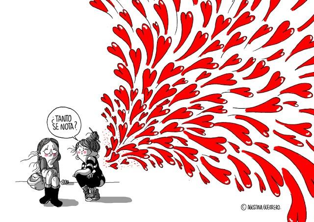 Qué bonito es el amor! :D Diario de una volátil by Agustina Guerrero #illustration #art #ilustración