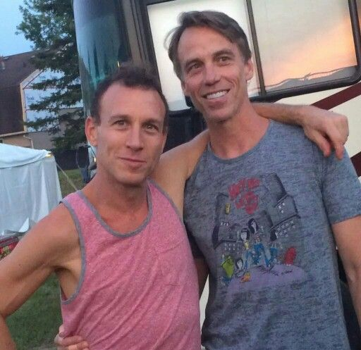 Stephen Perkins and Matt Cameron
