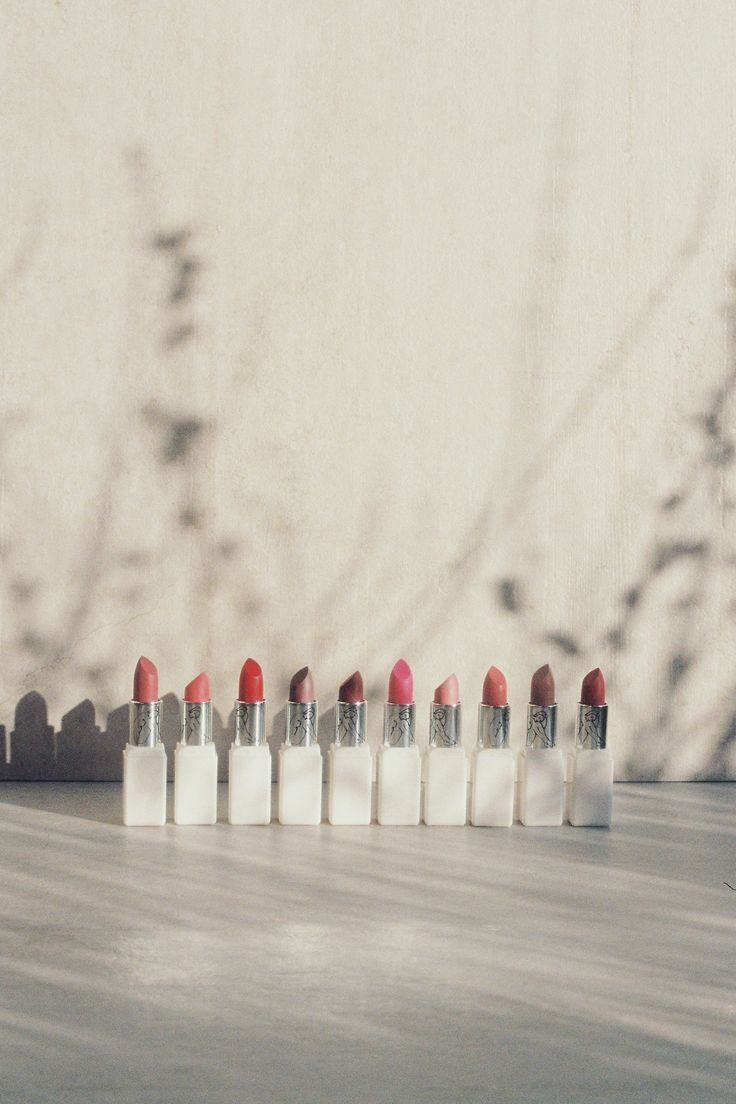 NUDUS - unique handcrafted lipsticks blended with certified organic ingredients.  Available at www.mooma.co.nz