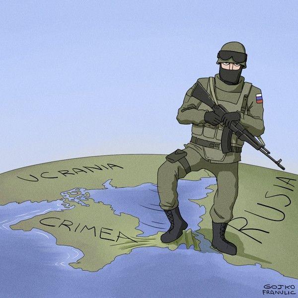 Tras el referendo de Crimea despejando algunas dudas - El Definido