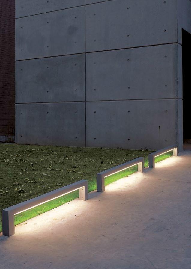 Lámpara de pie LED de aluminio SCAPE | Lámpara de pie - Wever & Ducré #Luminaria  #Design #Lighting #Lightmex #WeverandDucre