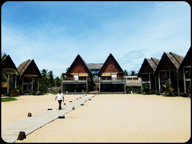 Best hotel in Sri Lanka, Malu-Malu (means fish-fish).