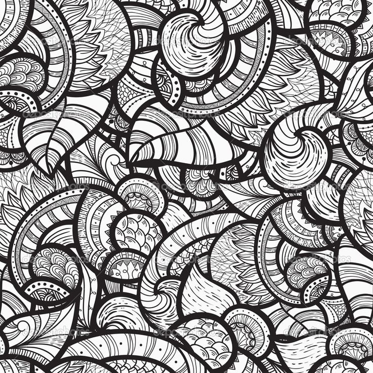 vector-seamless-ethnic-doodle-pattern
