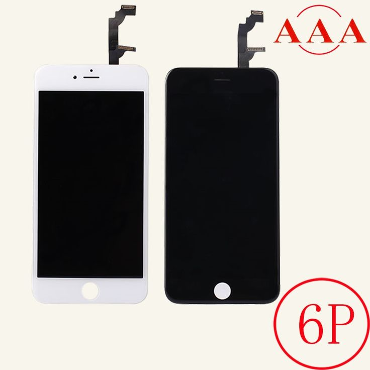 31.12$  Buy here - http://aincb.worlditems.win/all/product.php?id=32752487963 - 5.5 Inch For iPhone 6 Plus LCD Display Touch Screen Digitizer Assembly Replacement LCD For iPhone 6 Plus Display Black White