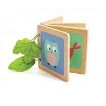 Le Toy Van - Wooden Book Petilou Woodland