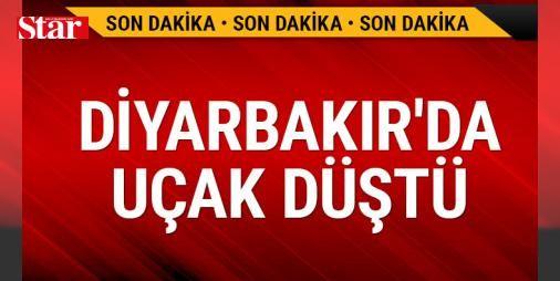 Diyarbakırda askeri uçak düştü : Diyarbakırda eğitim uçuşu için havalanan askeri uçak teknik arıza nedeniyle düştü. Kazada can kaybı yaşanmadı. Olay bölgesine itfaiye ve ambulanslar sevk edildi.  http://www.haberdex.com/turkiye/Diyarbakir-da-askeri-ucak-dustu/122043?kaynak=feed #Türkiye   #Diyarbakır #uçak #düştü #askeri #bölgesine