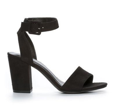 Mustat sandaletit, 34,90 €. DinSko, 2. krs.