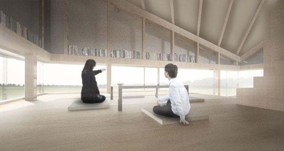 JA+U: Harvard University's HORIZON HOUSE wins the 3rd LIXIL International University Architectural Competition, HORIZON HOUSE by Harvard Uni...
