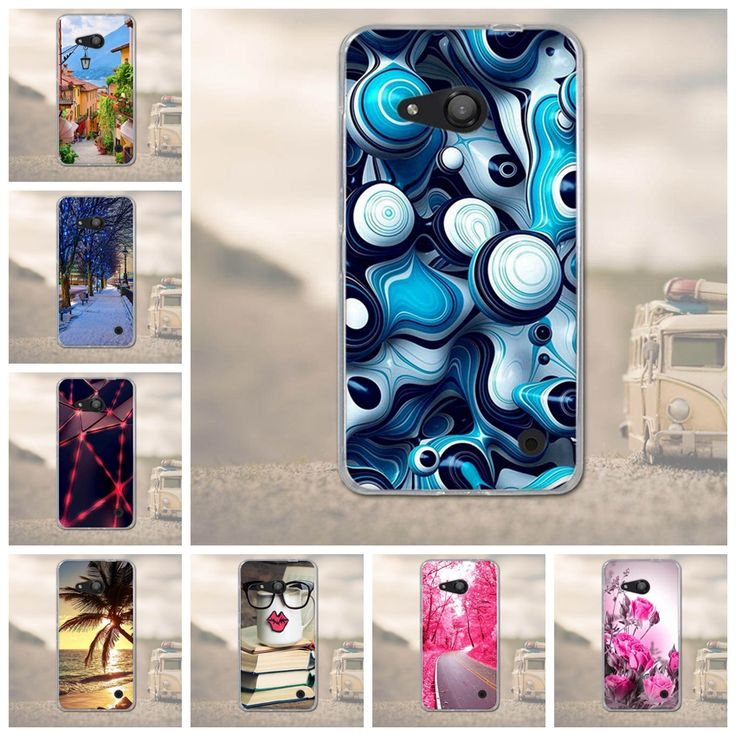 Phone Cases for Nokia Microsoft Lumia 550 Back Cover for Fundas Nokia Microsoft Lumia 550 TPU Soft Cover Mobile Phone Cases-in Phone Bags & Cases from Phones & Telecommunications on Aliexpress.com | Alibaba Group