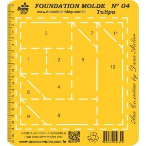Foundation Molde N° 04