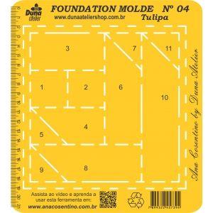 Foundation Molde N° 04