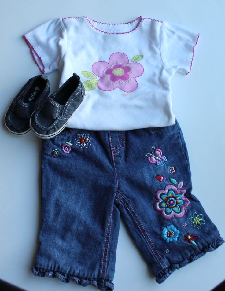34 Best Baby Girl Clothes Images On Pinterest Little Girls 18