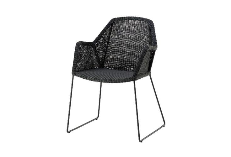 BREEZE Cane-line nowoczesne krzesło Willow House