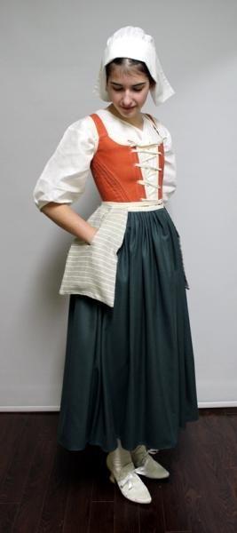 Le costume des filles du roy 5e partie quand s 39 habiller devient une histoire pinterest - Habiller des filles gratuit ...