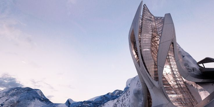 Antarctic research facility that looks like something out of a sci-fi movie could soon be accepting eco-tourists. Find out more by clicking here!