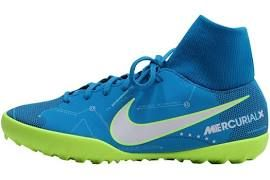 Nike Performance Mercurialx Vctry 6 DF Njr TF Astro turf trainers ...