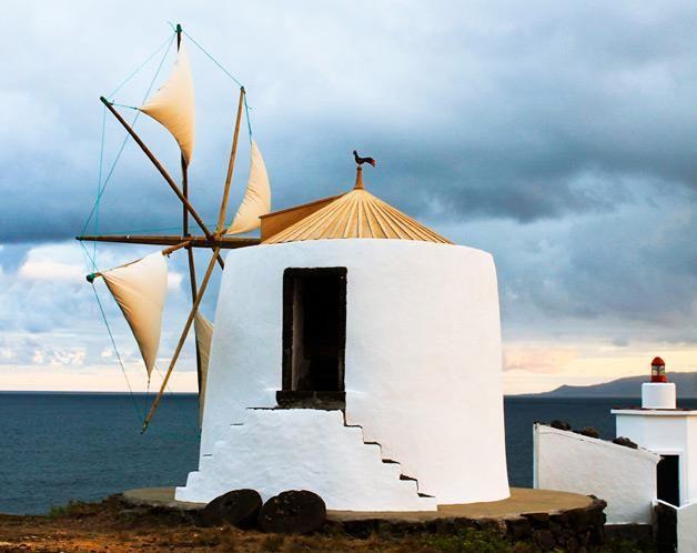 Açores -  Ilha do Corvo - Portugal