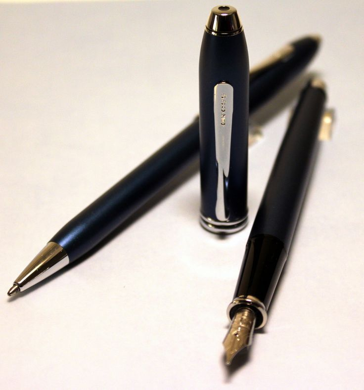 cross writing pens Recent advances in writing technology ensure that these high-quality stick pens are among the most durable writing utensils available anywhere thanks to their firm ballpoint apparatus, solid barrel construction and attractive ink, they're simultaneously fun and practical.