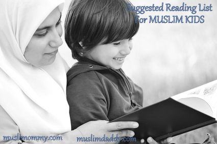 Suggested Reading List for Muslim Kids
