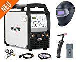 EWM we are welding EWM Picotig 200 AC DC PULS WIG Inverter Schweißgerät