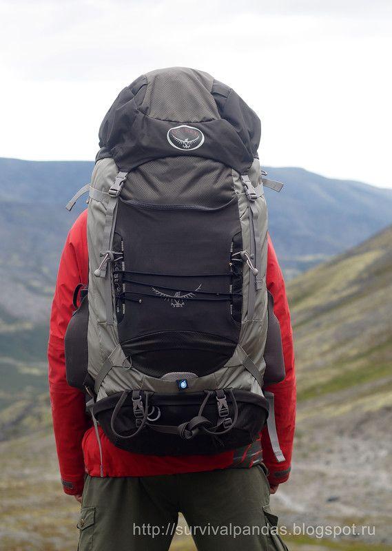Обзор рюкзака Osprey Kestrel 68  #survivalpanda #survival #outdoor #osprey #backpack #review #gear
