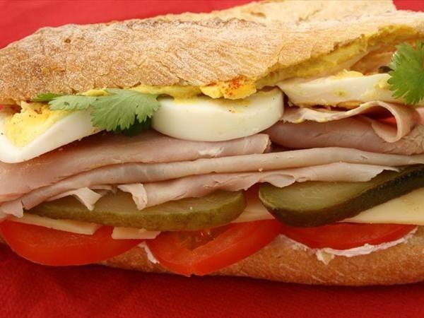 Hardallı Sandviç Tarifi