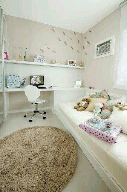 Pin de ariana en camas pinterest dormitorio for Cuartos para nina y nino