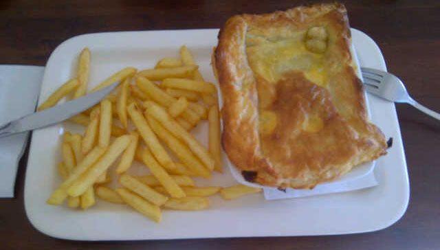 Shelley's pot pie, Gonubie