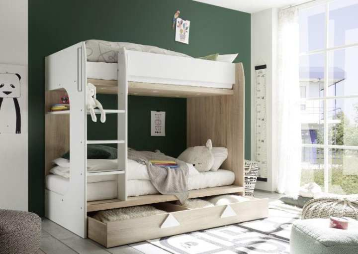 Bunk Bed With Storage Bunk Beds With Storage Bed With Drawers Bunk Beds