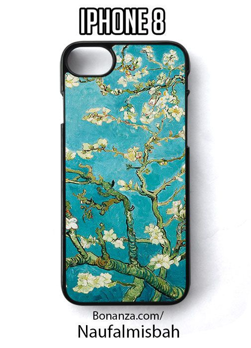 Van Gogh Almond Blossom Tree Art Painting iPhone 8 Case Cover - Cases, Covers & Skins