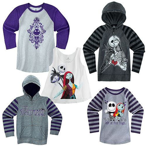 Spooktacular New The Nightmare Before Christmas Merchandise at Disney Parks