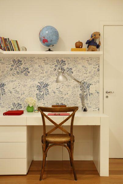 140 ideias para transformar sua casa com papel de parede - Casa.com.br: