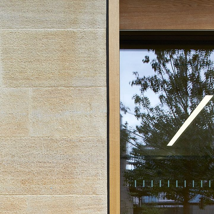 The Berrow Foundation Building, Lincoln College ∖ Projects ∖ Stanton Williams Architects