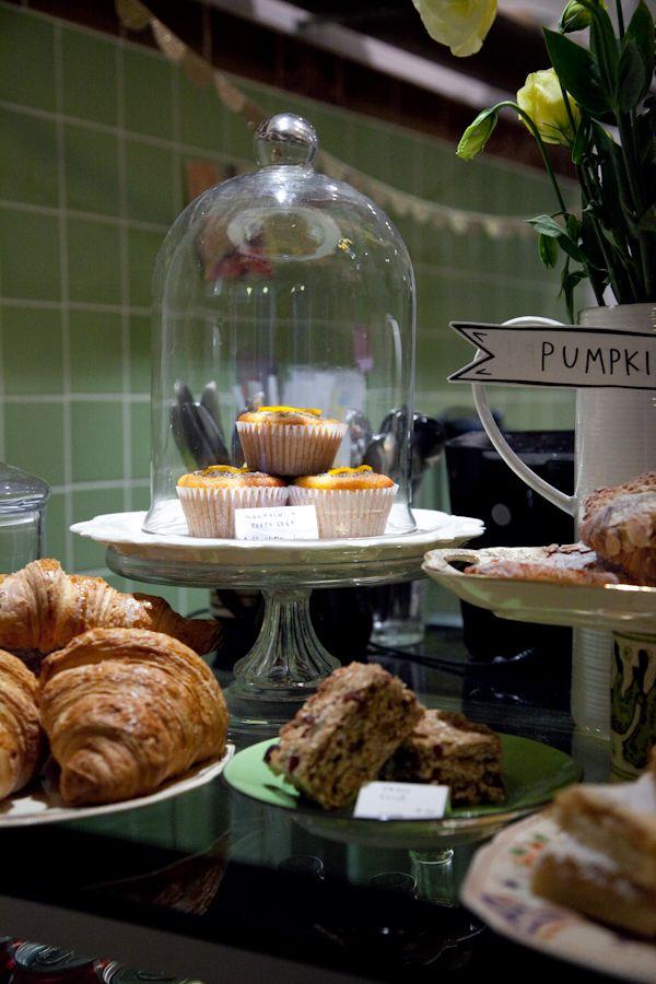 Lovely Little King cafe! Laneway haunts
