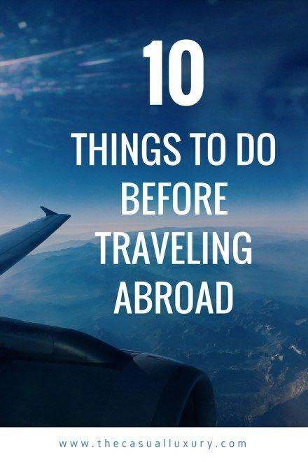 Best 25+ International travel checklist ideas on Pinterest - travel checklist