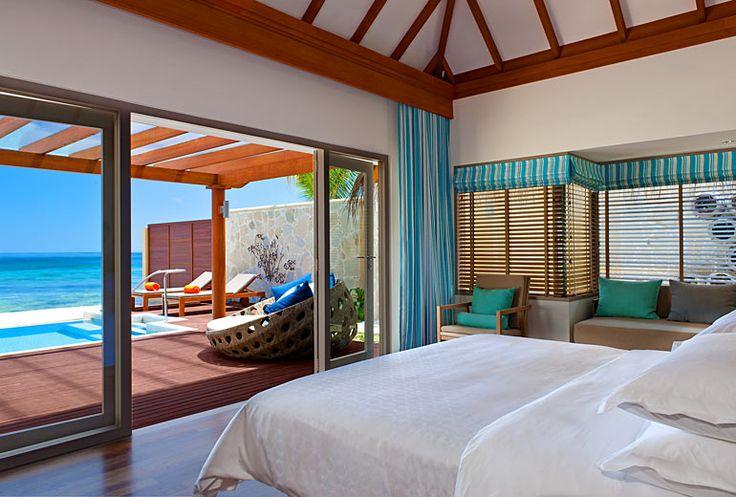 Sheraton Full Moon Resort - guestroom
