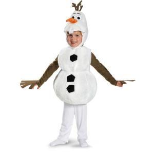 Disney Olaf Frozen costume for christmas