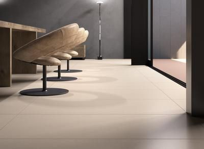 """Wide range of commercial technical porcelain, including the """"Icon"""" line of full-body porcelain tiles"""