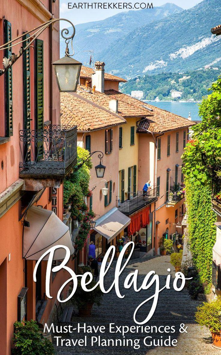 8 coisas incríveis para fazer em Bellagio, Itália   – viatges