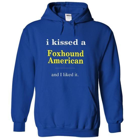 FOXHOUND AMERICAN T Shirts, Hoodies. Get it here ==► https://www.sunfrog.com/Pets/FOXHOUND-AMERICAN-7697-RoyalBlue-Hoodie.html?41382